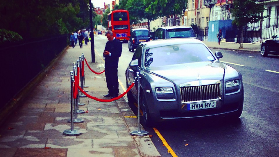 Ban Private Cars in London