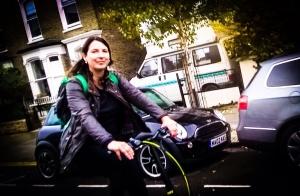 Cycle training UK
